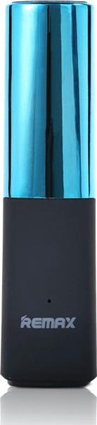 REMAX PowerBank 2400 mAh Lipstick Blue (AA-1118)
