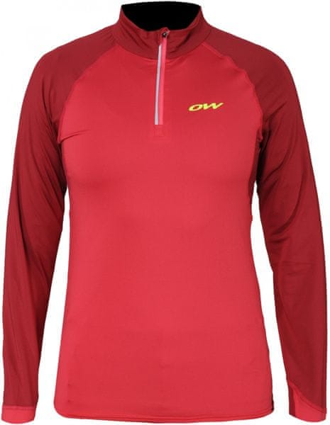 One Way Just Speed Women's Shirt Red XL
