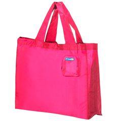 REAbags TravelBlue TB053 Bevásárlótáska, Rózsaszín