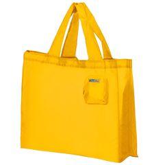 REAbags Skládací cestovní taška TB053, žlutá