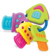 Blue Box glasbeni ključi ropotuljica