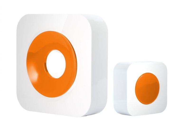 Optex Bezdrátový designový zvonek 990229