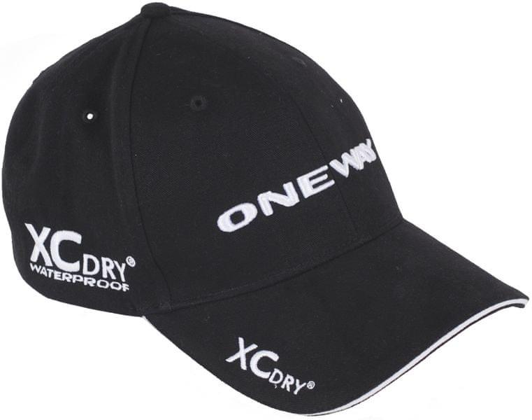 One Way Baseball Cap Black XC Dry Black Uni