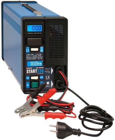 Güde polnilnik akumulatorjev Start 230 (85066)