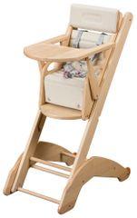 Candide Jedálenská stolička Combelle 2v1 EVO