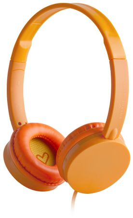 Energy Sistem słuchawki Colors, pomarańczowe