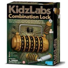 4M ključavnica s kombinacijo