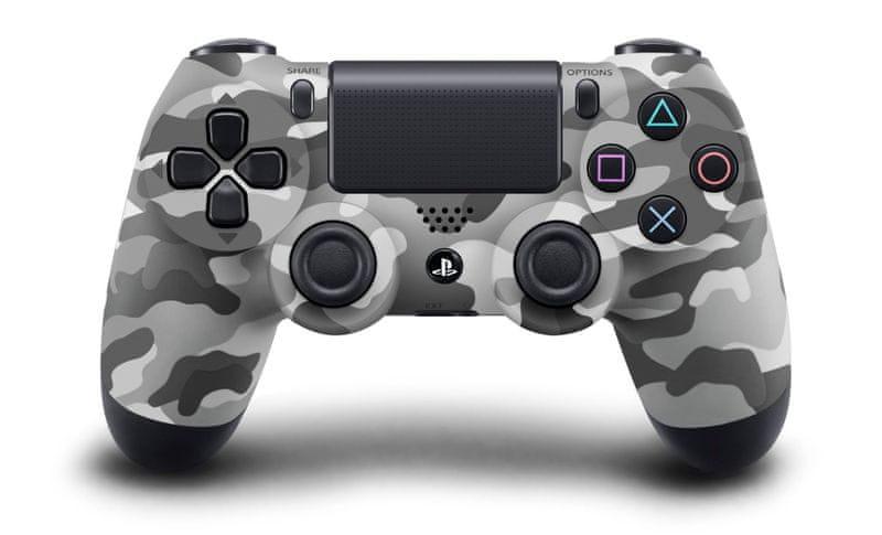 Sony PS4 DualShock 4 Urban Cammo
