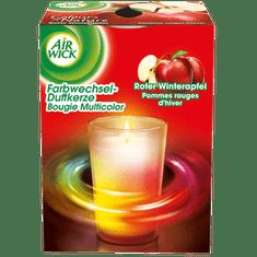 Air wick Świeczka Multicolor Jabłko&Cynamon 155g