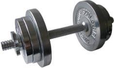 Acra Krómozott kézisúlyzó, 12 kg