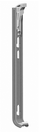 Korado radiatorska konzola 400, za klasični ali K-6 radiator, 2 kom