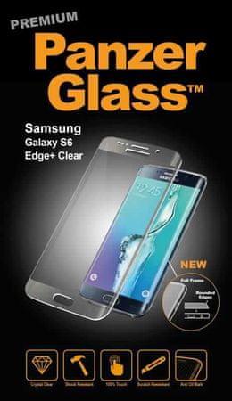 PanzerGlass zaščitno steklo za Galaxy S6 Edge+, clear