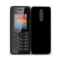 Nokia telefon komórkowy 108 DS, czarny