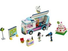 LEGO® Friends 41056 Wóz telewizyjny