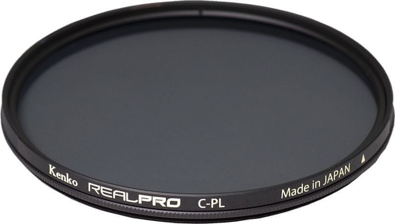 Kenko 67mm CP-L polarizační filtr RealPro ASC