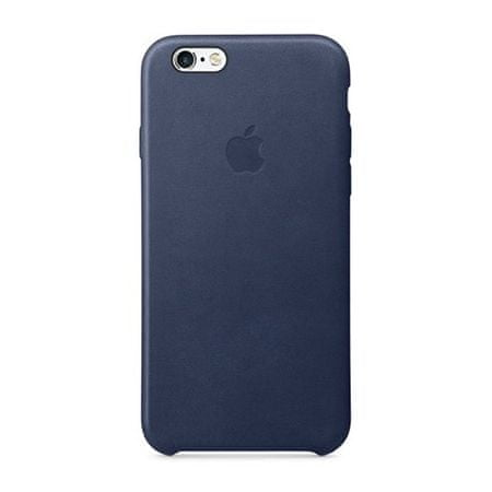 Apple usnjeni ovitek za iPhone 6s Plus, Midnight Blue