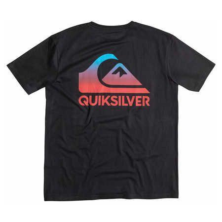 Quiksilver EVDAY BLEND M TEES KVJ0 XS fekete