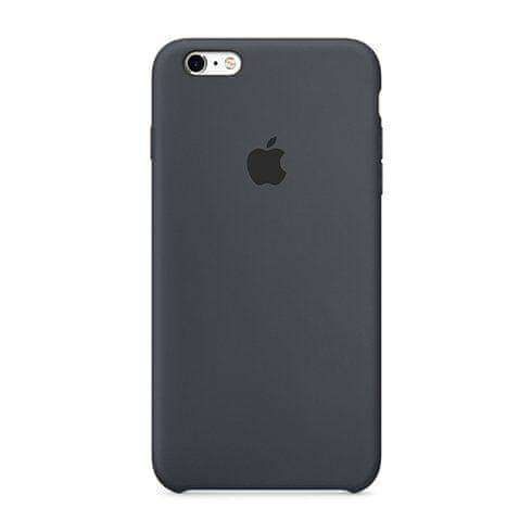 Apple Silikonový kryt iPhone 6s, šedý