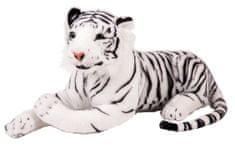 Lamps Tygr bílý velký plyš