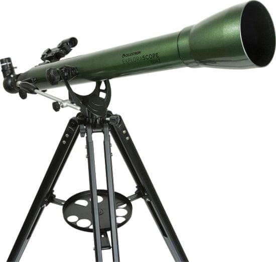 Celestron ExploraScope 70AZ teleskop