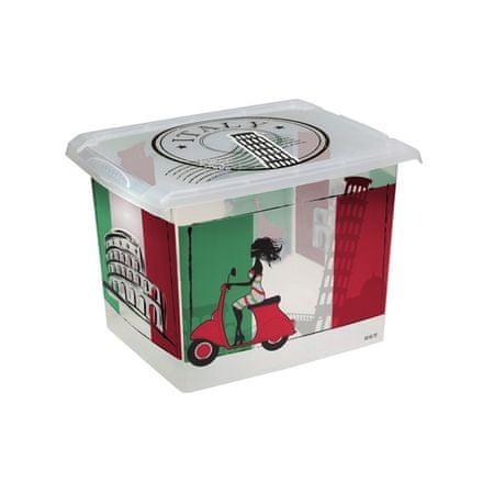 keeeper Fashion-Box (1554) 39x29x27cm 20,5 L Italy