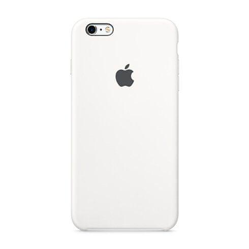 Apple Silikonový Kryt Iphone 6s, Bílá - Ii. Jakost