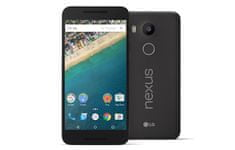 LG Nexus 5X, 32 GB, černý