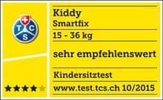KIDDY Fotelik Smartfix 2016