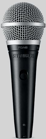Shure mikrofon PGA48 XLR