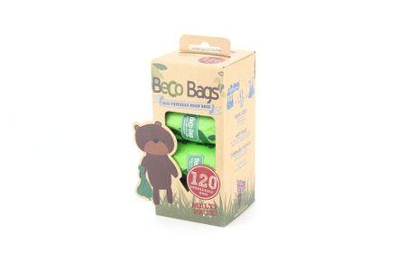 Beco worki na odchody Bags 120 Multi (8x 15)