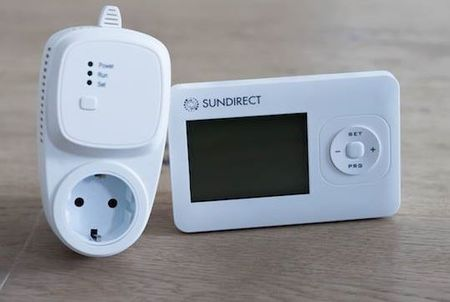 SunDirect brezžični digitalni termostat SD-T4003