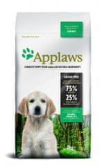 Applaws hrana za pasje madičke majhnih in srednjih pasem, piščanec, 2 kg