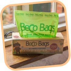Beco worki na odchody Bags 300 Dispenser (Single Roll)