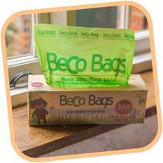 Beco vrečke za iztrebke 300 Dispenser (Single Roll)