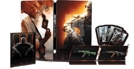 Activision Call Of Duty: Black Ops 3 Hardened Edition (PS4)
