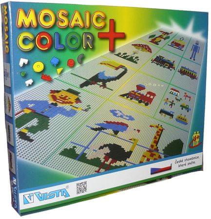 Seva Mosaic Color + Építőjáték