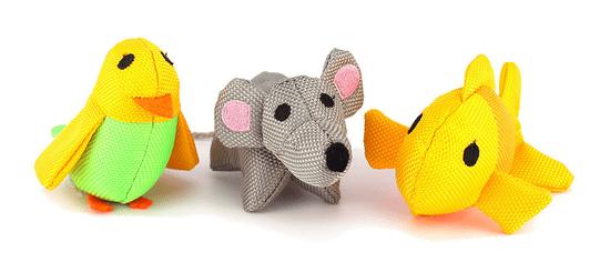 Beco Plush Toy Fish