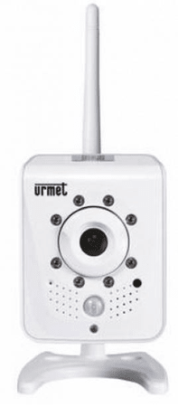 Urmet notranja WiFi IR HD kamera 1093/184M12, dvosmerni prenos