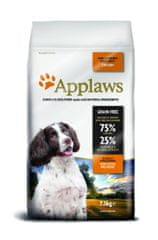 Applaws Dog Adult Small & Medium Breed Chicken hrana za pse, 7,5 kg