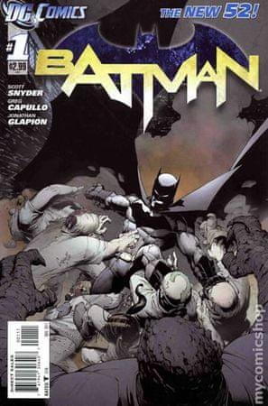 Snyder Scott: Batman - Soví tribunál