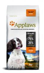 Applaws Dog Adult Small & Medium Breed Chicken kutyatáp - 2kg