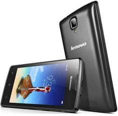 Lenovo mobilni telefon A1000, crni