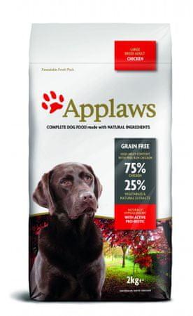 Applaws sucha karma dla dorosłych psów dużych ras 2kg