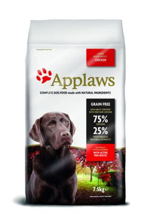 Applaws Dog Adult Large Breed Chicken 15kg