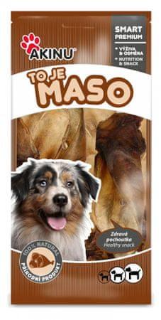 Akinu pasje palčke iz govedine, 8 kosov - Poškodovana embalaža