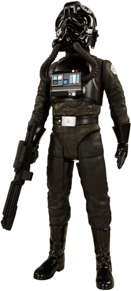 ADC Blackfire Rebels - Figurka 1. kolekce Tie Fighter Pilot, 50cm