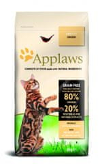 Applaws Adult Cat Chicken macskaeledel - 2 kg