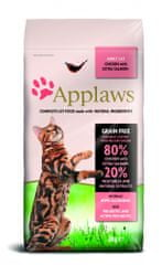 Applaws Adult Cat Chicken & Salmon 2kg