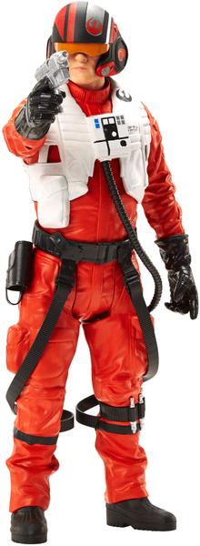 ADC Blackfire Epizoda VII Poe Dameron - figurka 50 cm