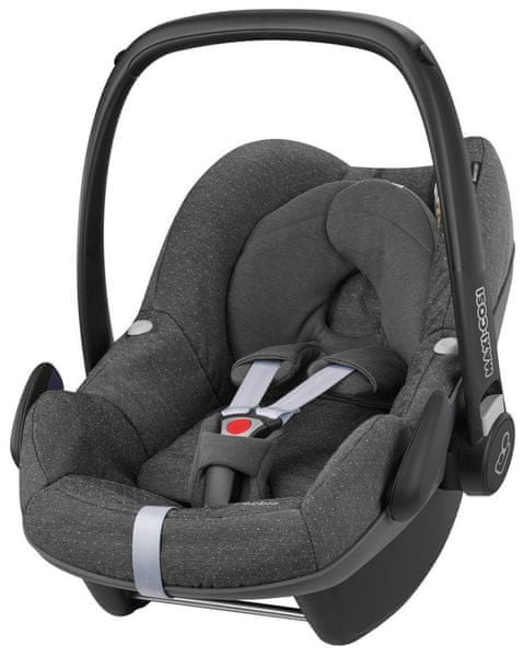 Maxi-Cosi Pebble 2017, Sparkling Grey